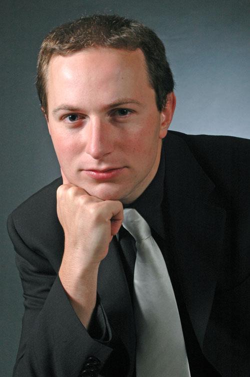 Constantine Finehouse , piano    May 2011