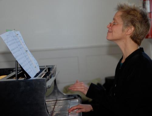 Megan Henderson, piano    March 2013