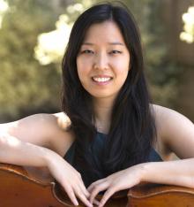 Sujin Lee, cellist    April 2016
