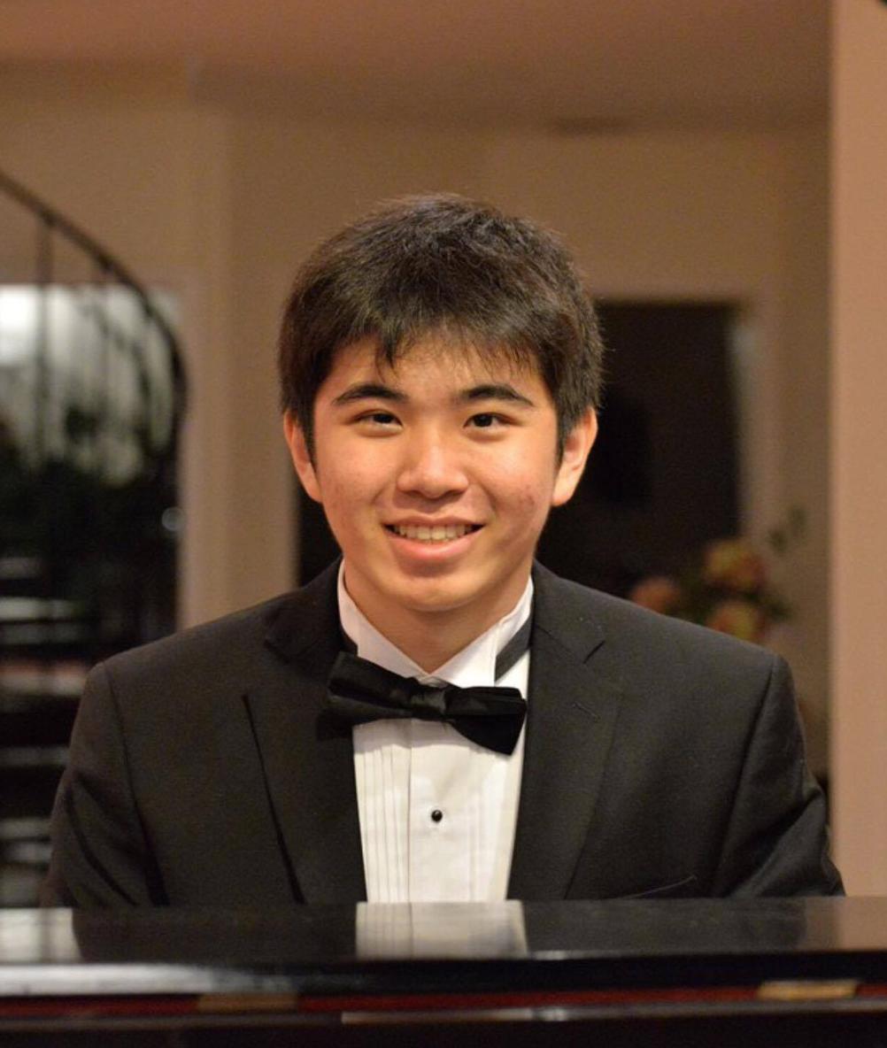 Tony Yike Yang, pianist     March 2018
