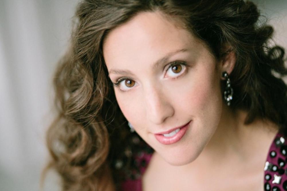 Deborah Selig, soprano     January 2017