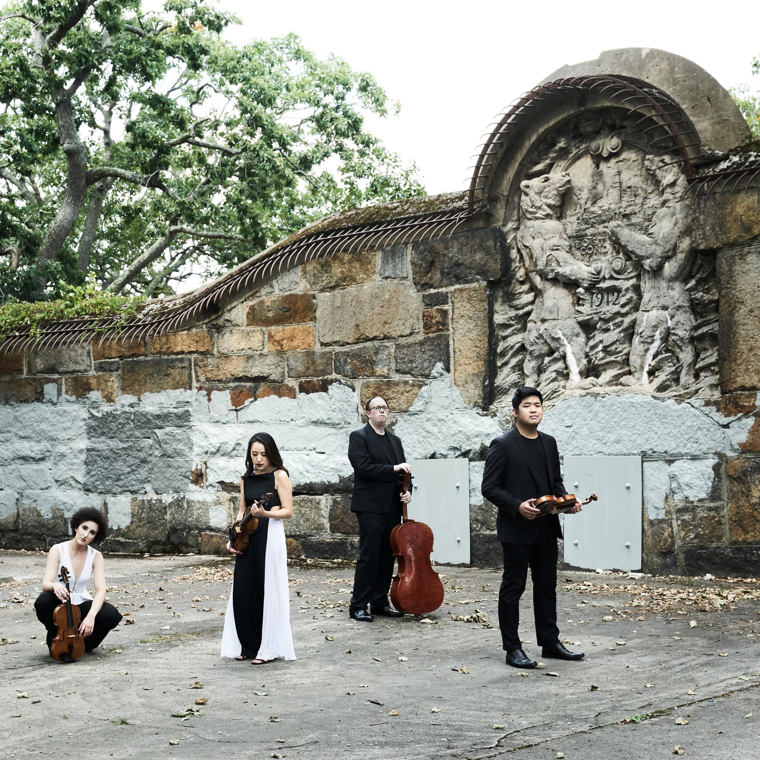 Verona Quartet     April 2018