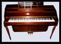 """Spinet/Console (36"""" to 44"""") From $99"""