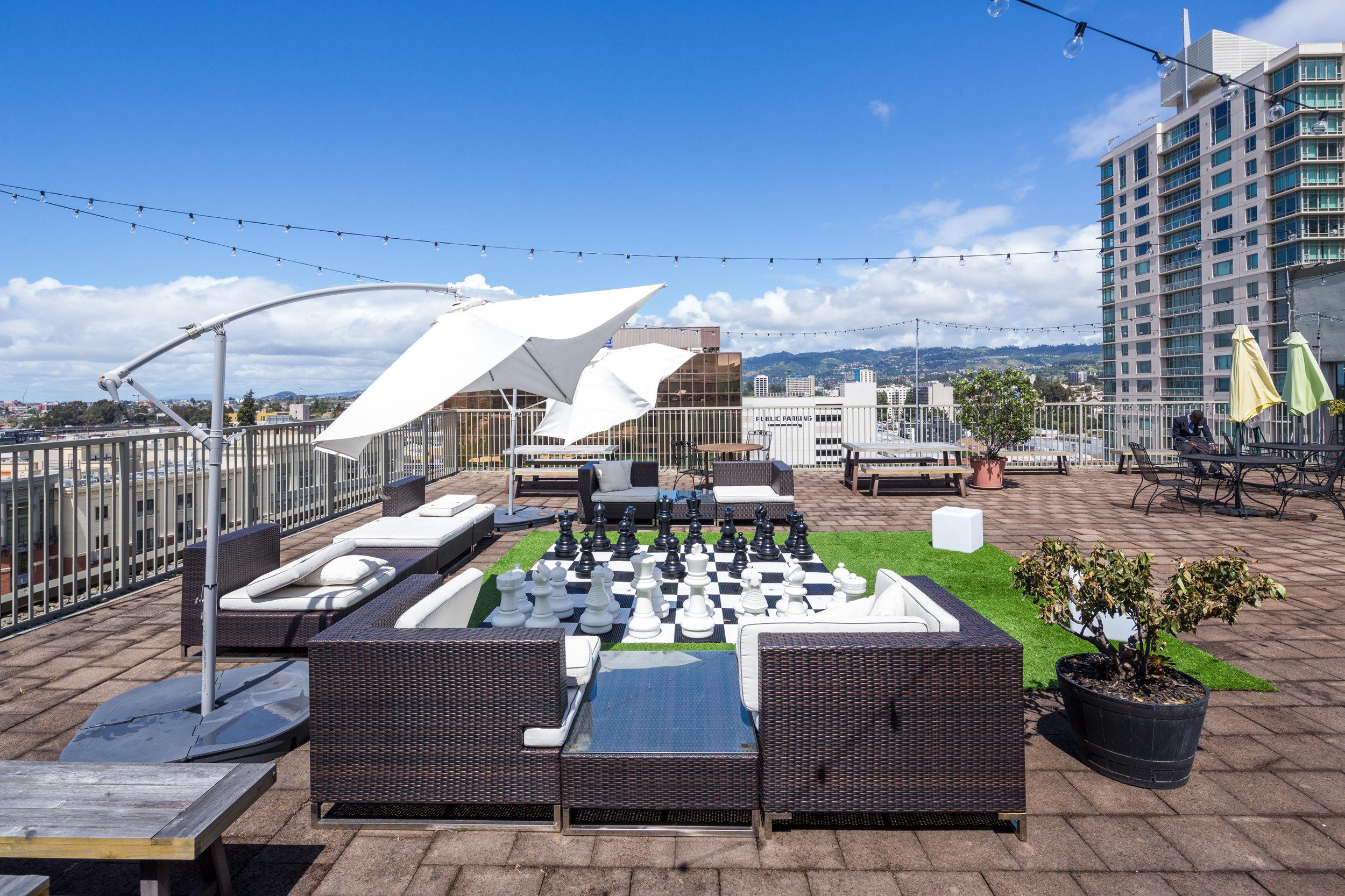 MSA architecture + design Penthouse Patio