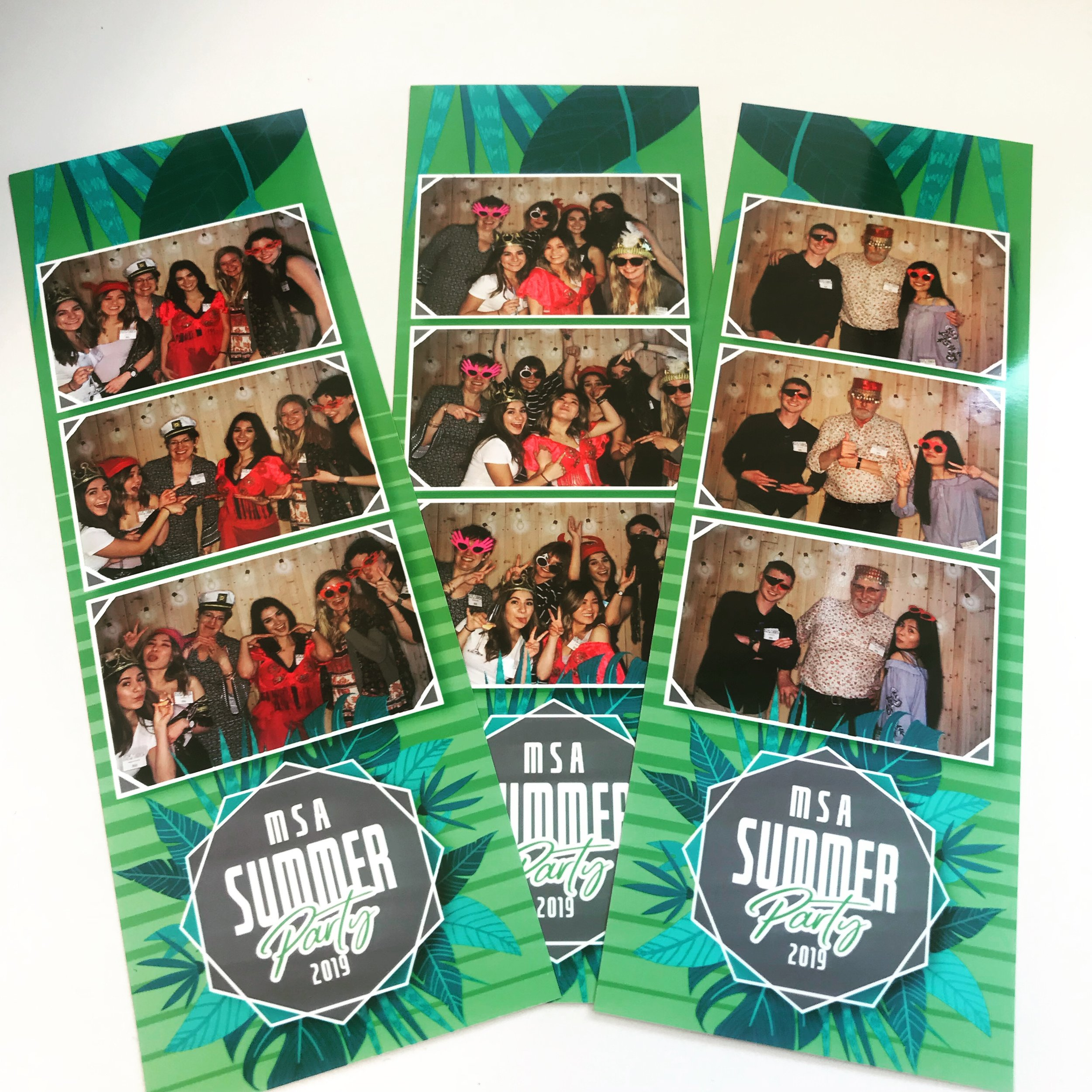 Shout out to  Amos Productions  for the photobooth fun!