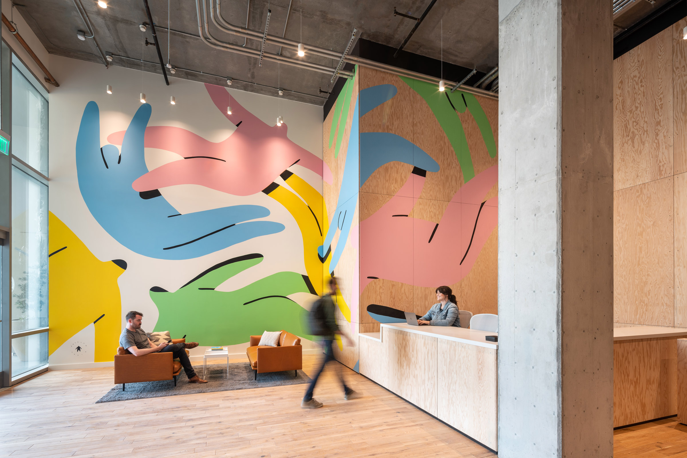 WeWork - architect of record
