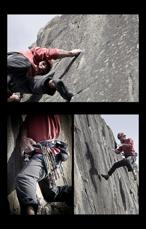 rock climbing at Casal de Pianos, Portugal