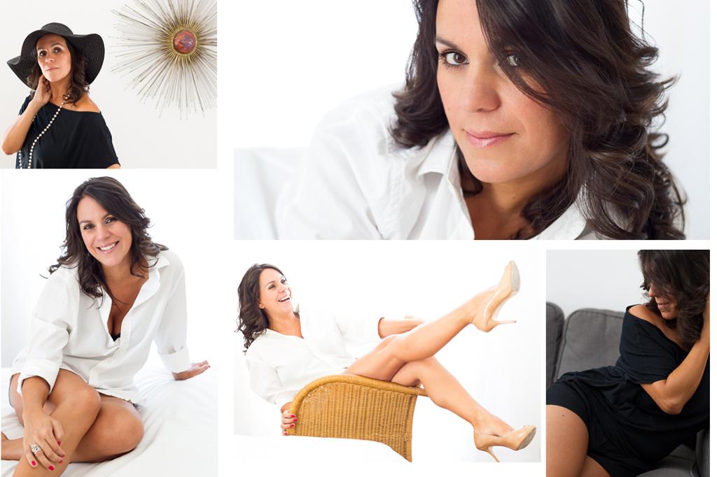 Annette - portrait session