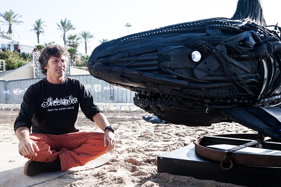 João Parrinha, um dos mentores do Skeleton Sea