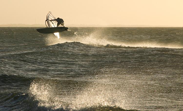 Windsurf at Jericoacoara (Fortaleza, Brazil)