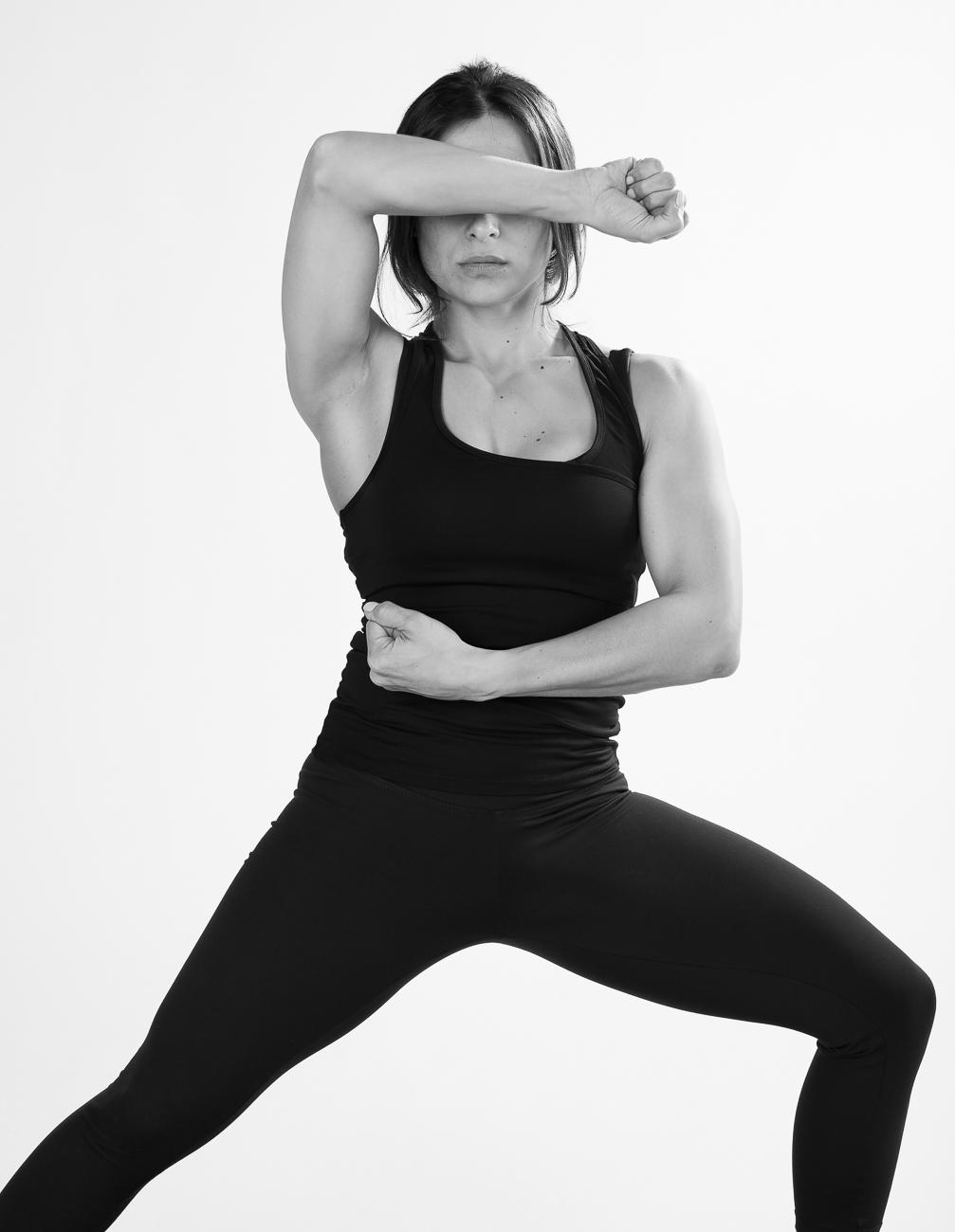 Gonçalo Barriga Photographer - Studio Portrait of Athlete