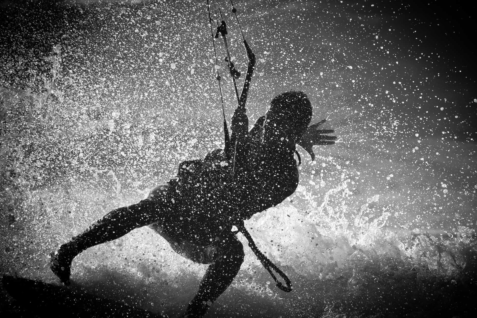 Gonçalo Barriga Sports Photographer - Kitesurfer at Kite Surf Pro Cascais Guincho (Portugal)