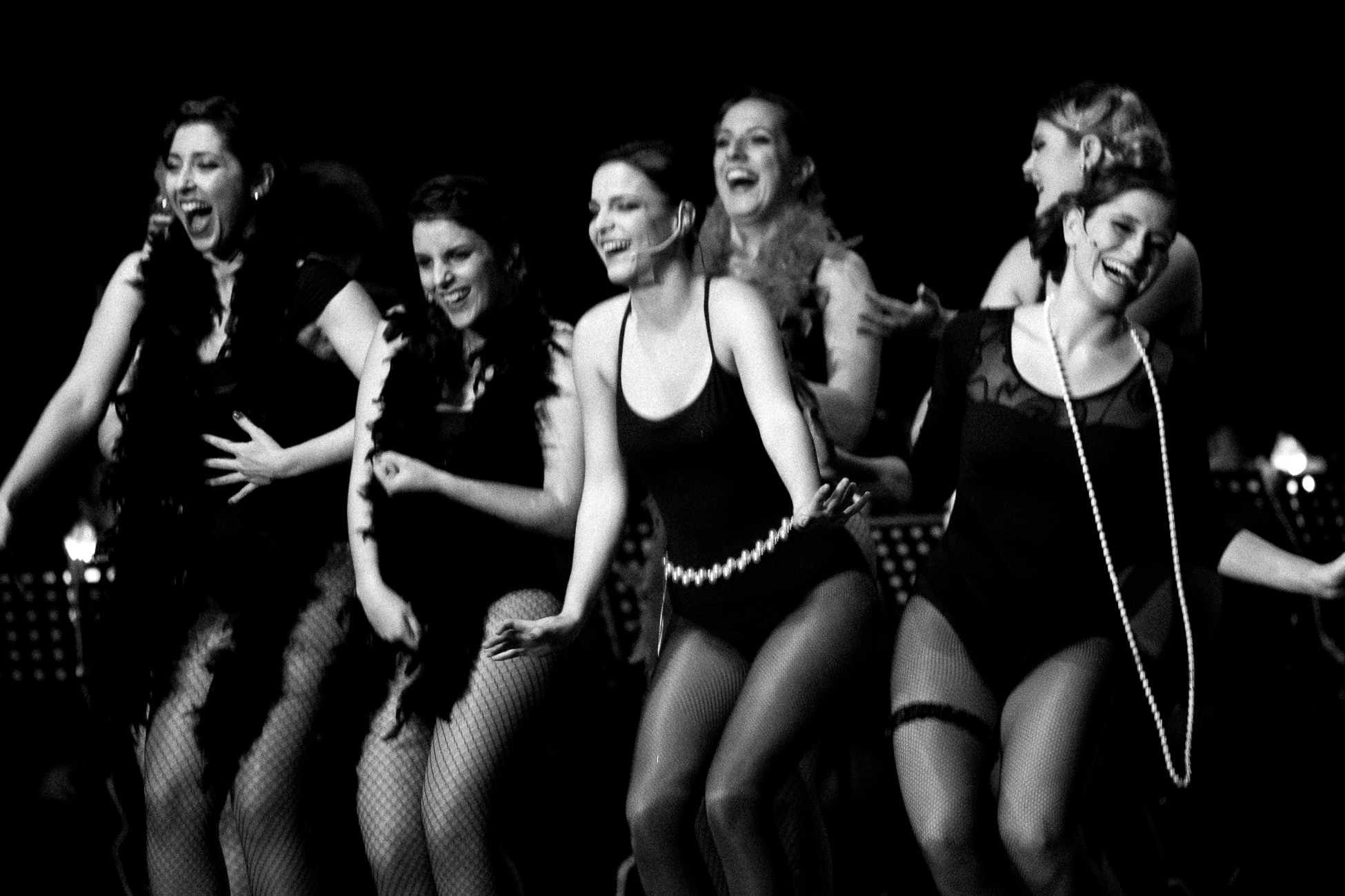 Gonçalo Barriga Lifestyle Photographer - Cabaret show Chicago