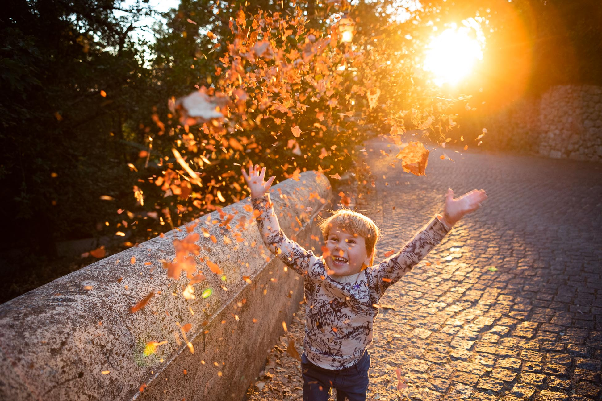Gonçalo Barriga Lifestyle Photographer - Fun sunset Sintra Portugal