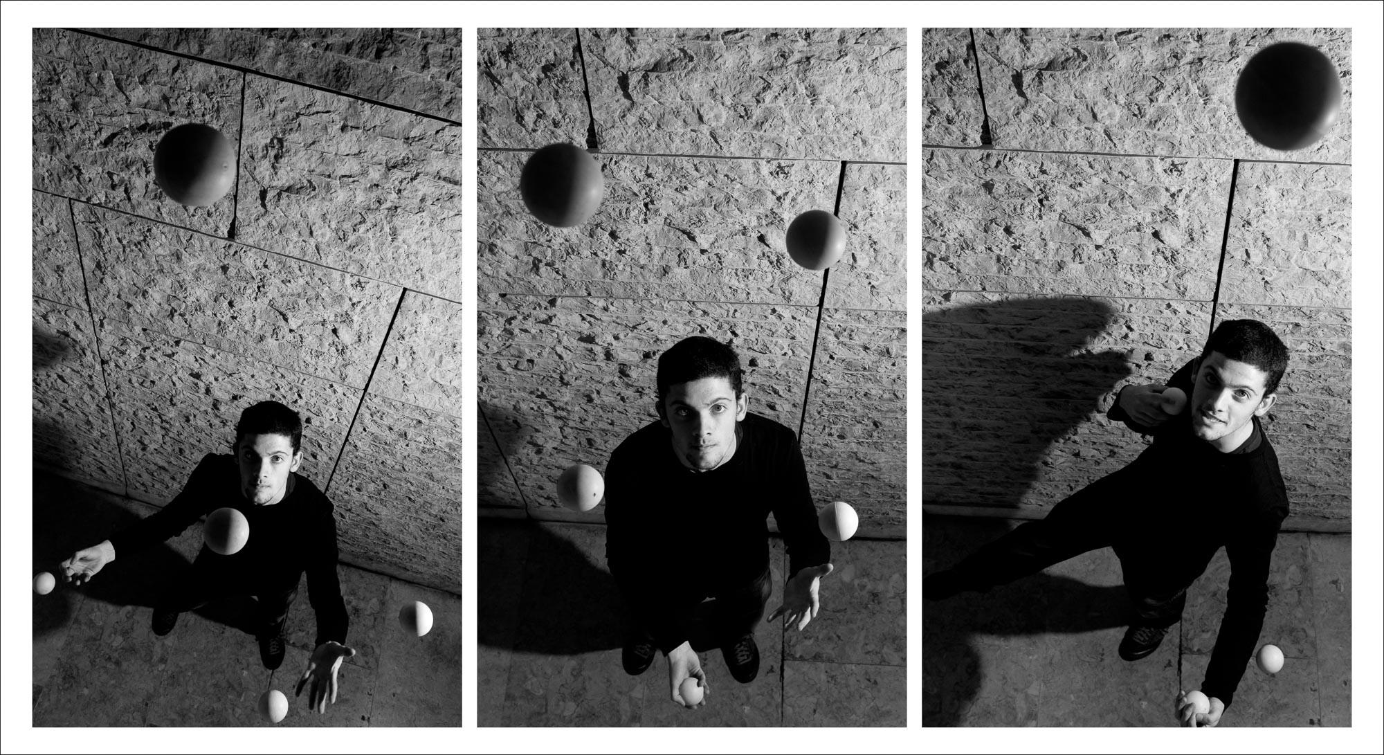 Gonçalo Barriga Lifestyle Photographer - Juggler
