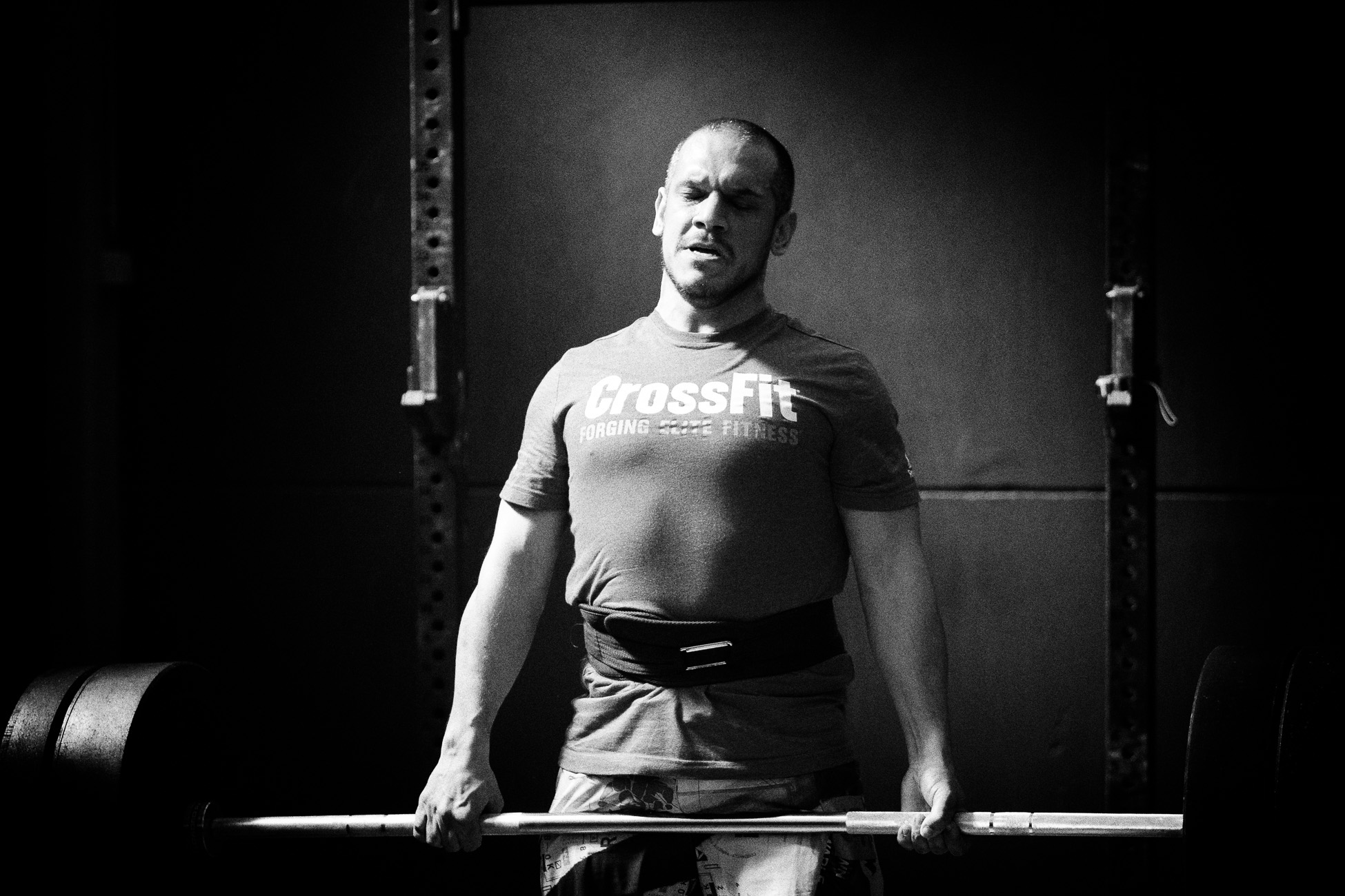 Gonçalo Barriga CrossFit Photographer - Deadlift