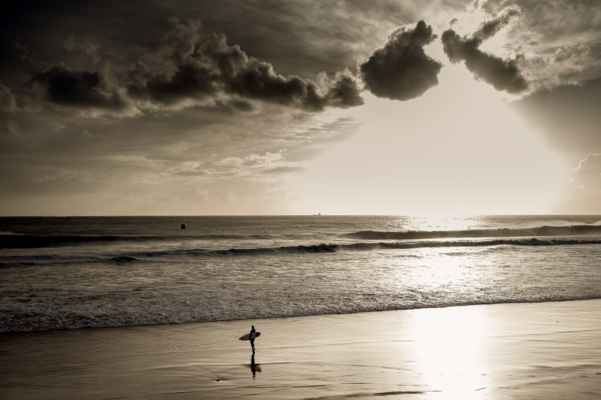 Gonçalo Barriga Photographer - Surf sunset