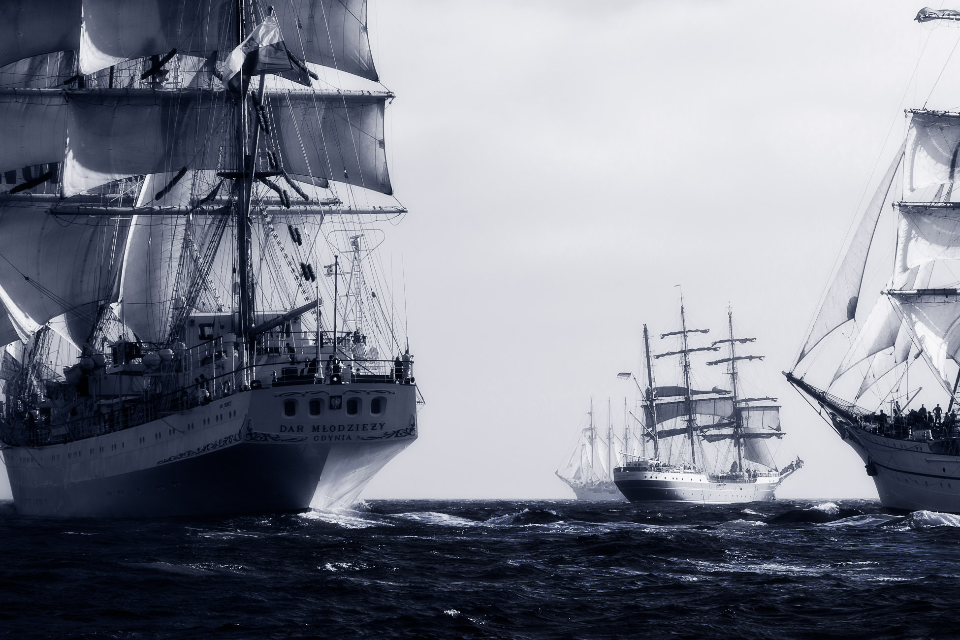Gonçalo Barriga Photographer - The Tall Ships Races