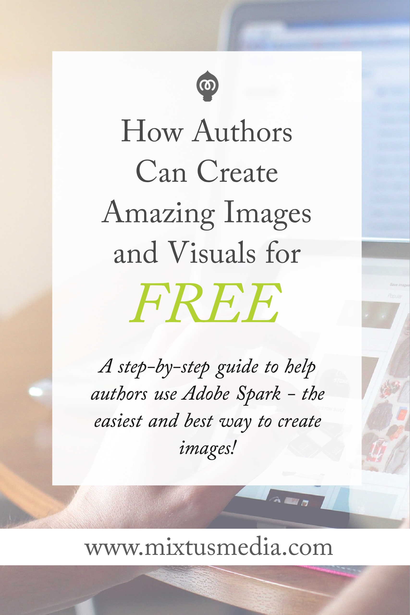 Author Book Marketing, Book Cover Images, Social Media Visuals, Book Marketing Strategy, Adobe Spark How-To