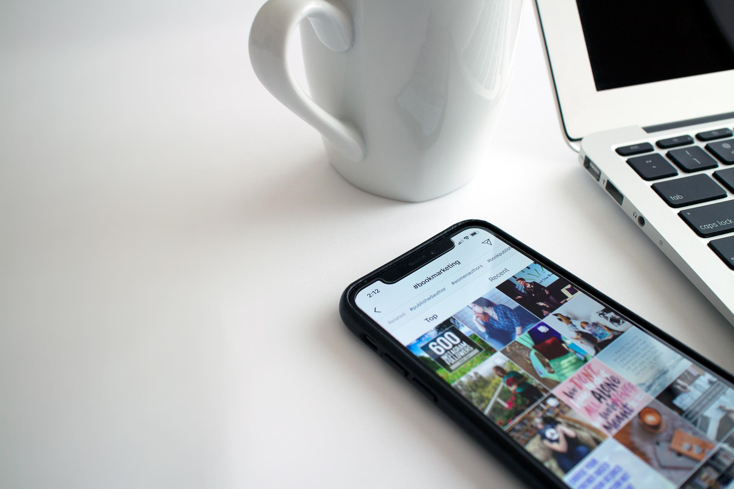 How Authors Can Quickly Find 1,000 New Readers Using Instagram - Quickly connect with 1,000 new ideal readers on Instagram using our 6-step system in this free download!