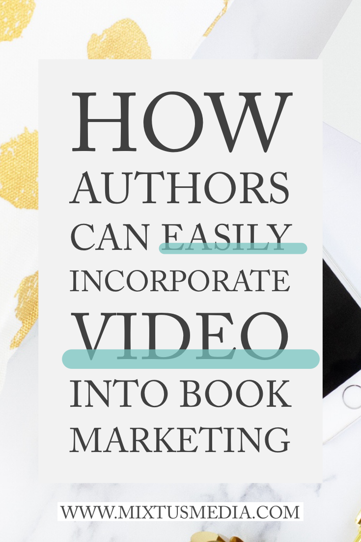 If you feel intimidated or overwhelmed by the idea of creating videos for your book marketing, this will simplify the process and help you create more by doing less! Book Marketing Tips, Book Marketing Strategy, YouTube for Authors, Social Media Strategy, Social Media Tips, book publishing tips, self publishing tips, self publishing strategy, book marketing video ideas, YouTube Video Ideas for Authors