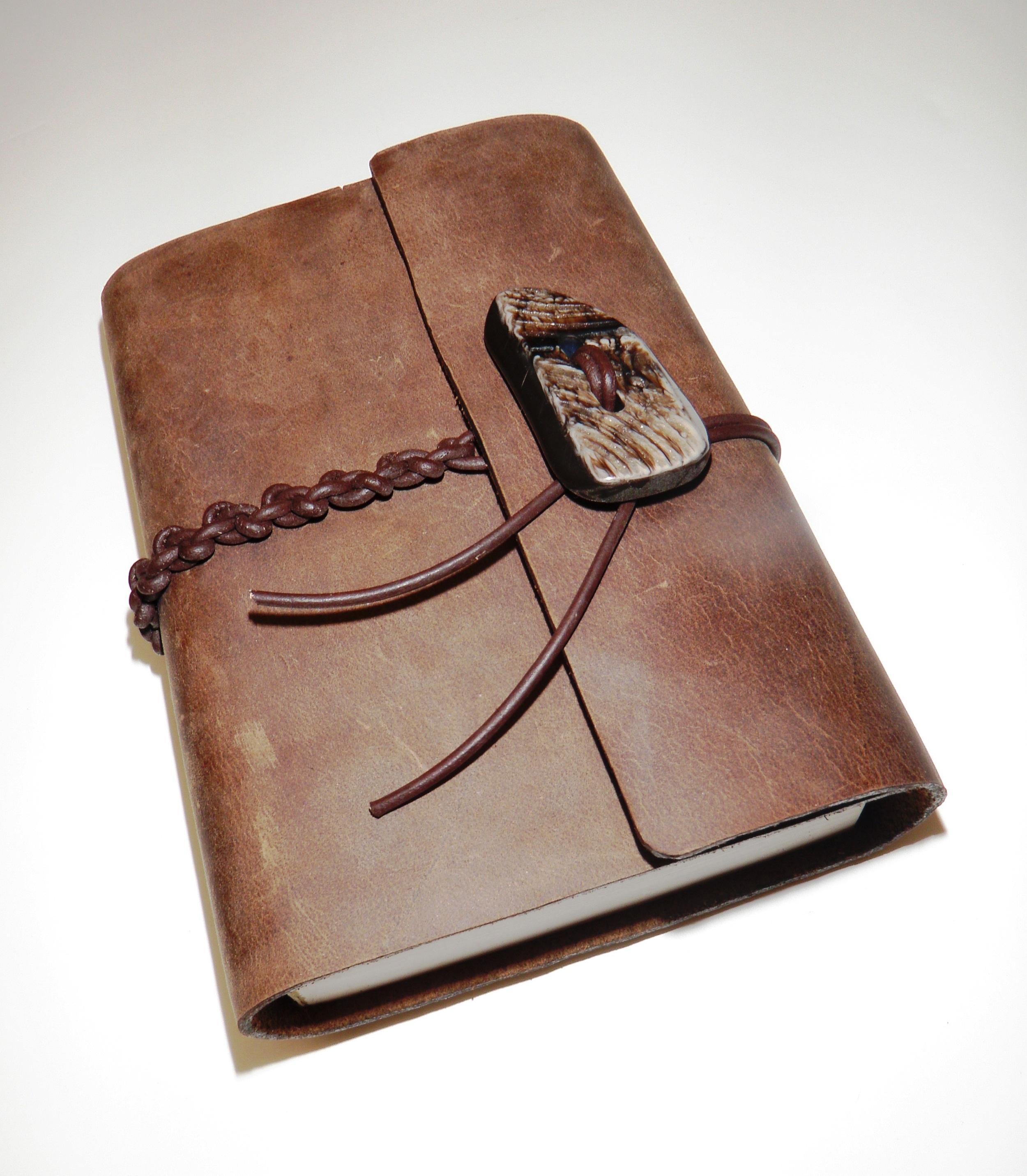 Circle M-Brand Mini Book of Mormon handmade.JPG