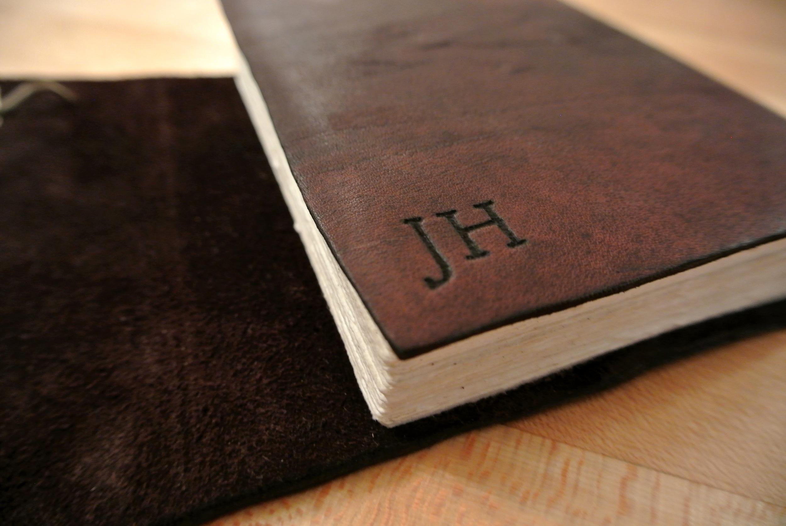 Circle M-Brand heat engraving Journal Initials.JPG