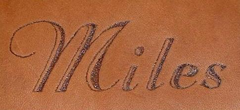 Circle M-Brand heat engraving Decorative name.JPG