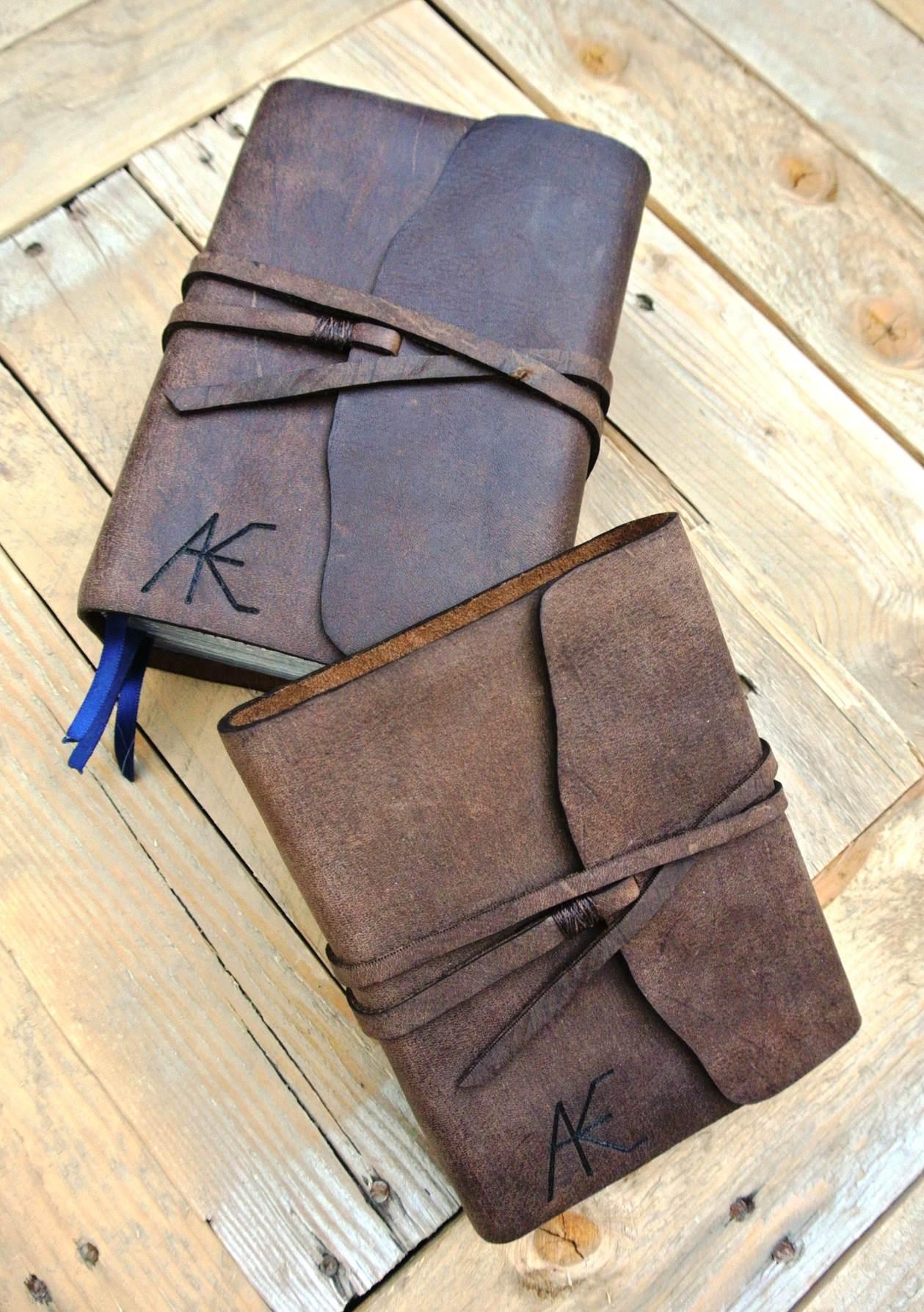 Circle M Brand - Leather Journal & Quad Scriptures - engraved.jpg