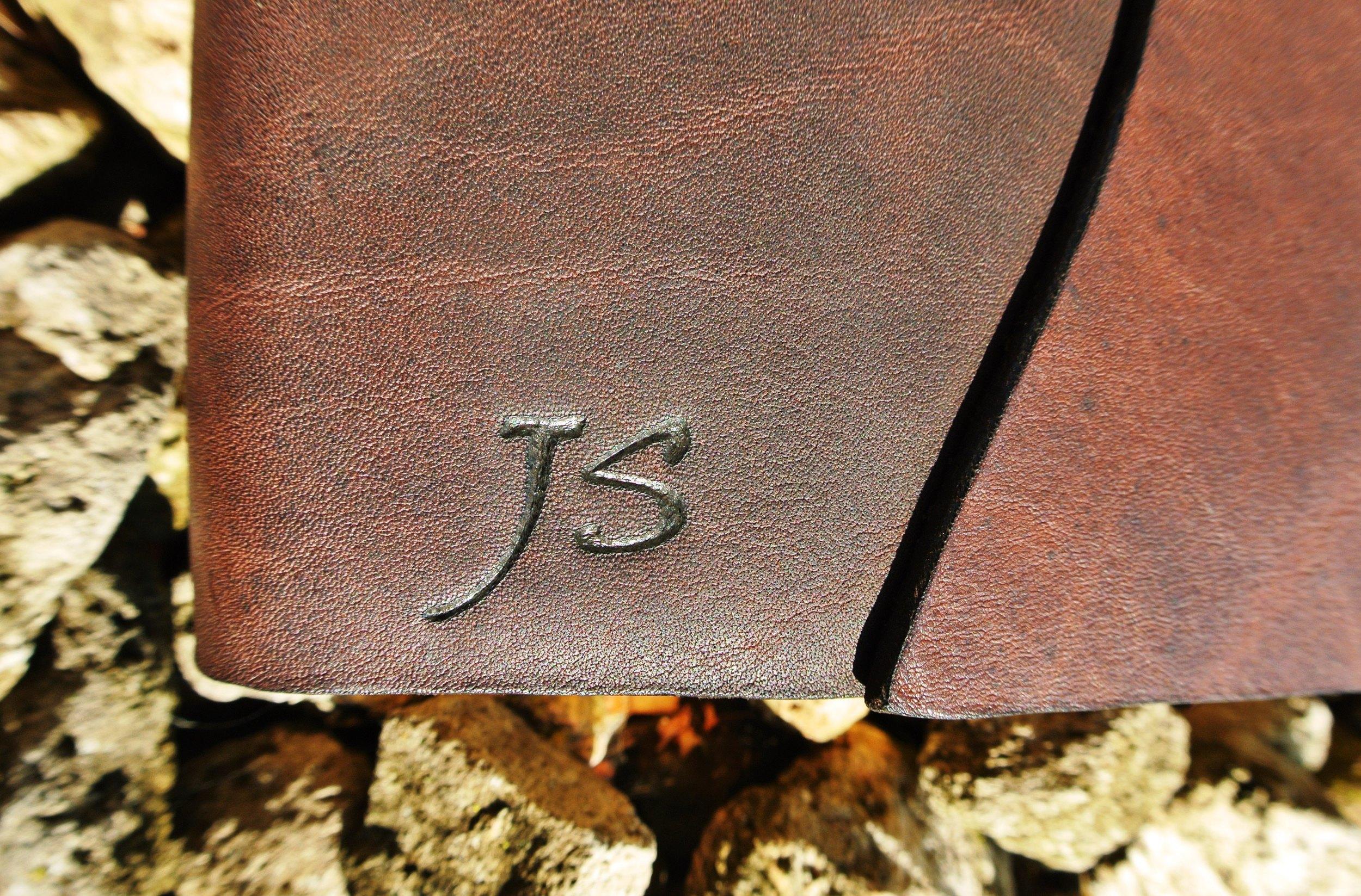 Circle M Brand - JS heat engraving.JPG
