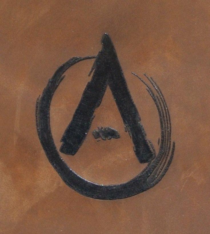 Circle M-Brand - logo heat engraving.JPG