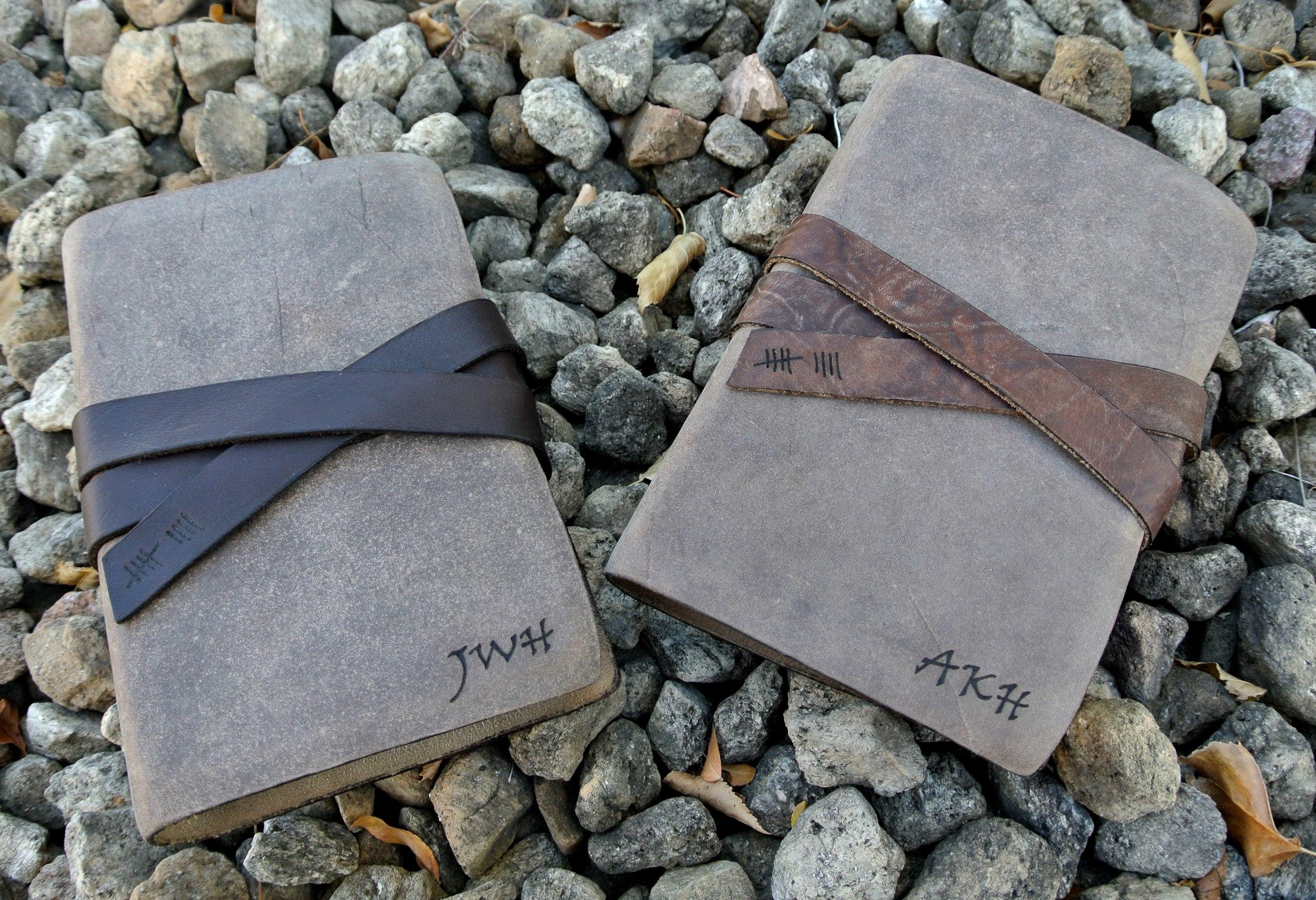 Circle M Brand - His & Hers engraved Bibles.JPG