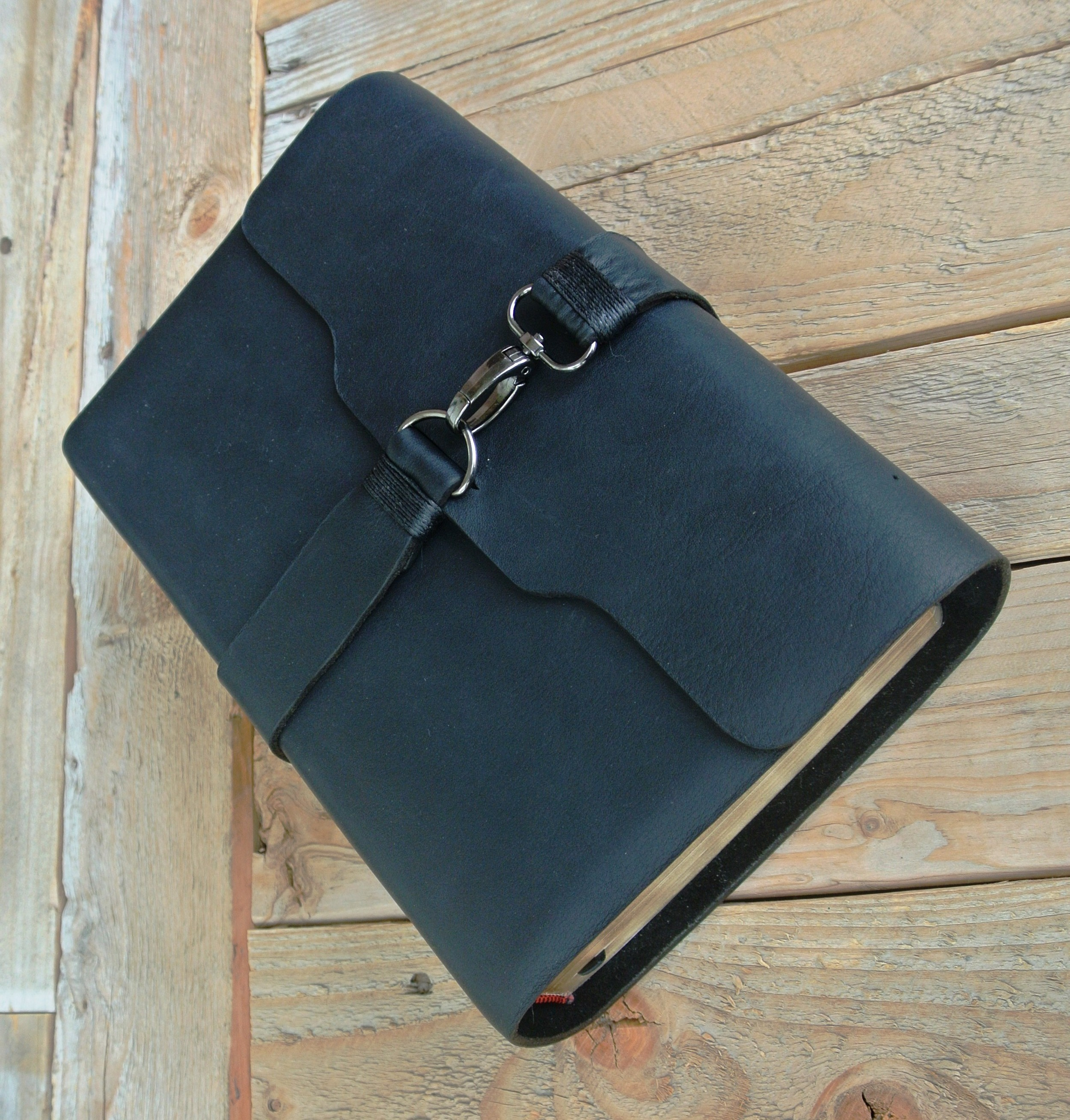 LDS Scriptures - Large Quad (indexed) - black leather.JPG