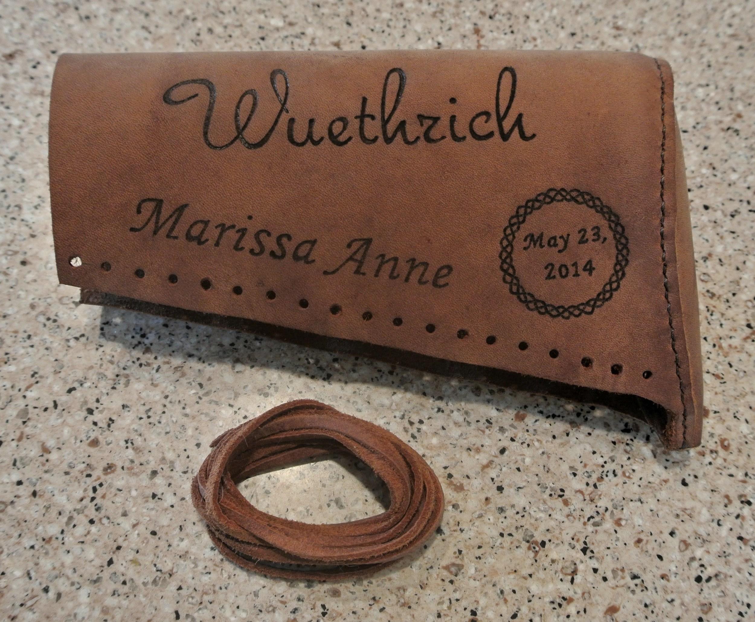 Circle M Brand - Engraved buttstock cuff (left).JPG