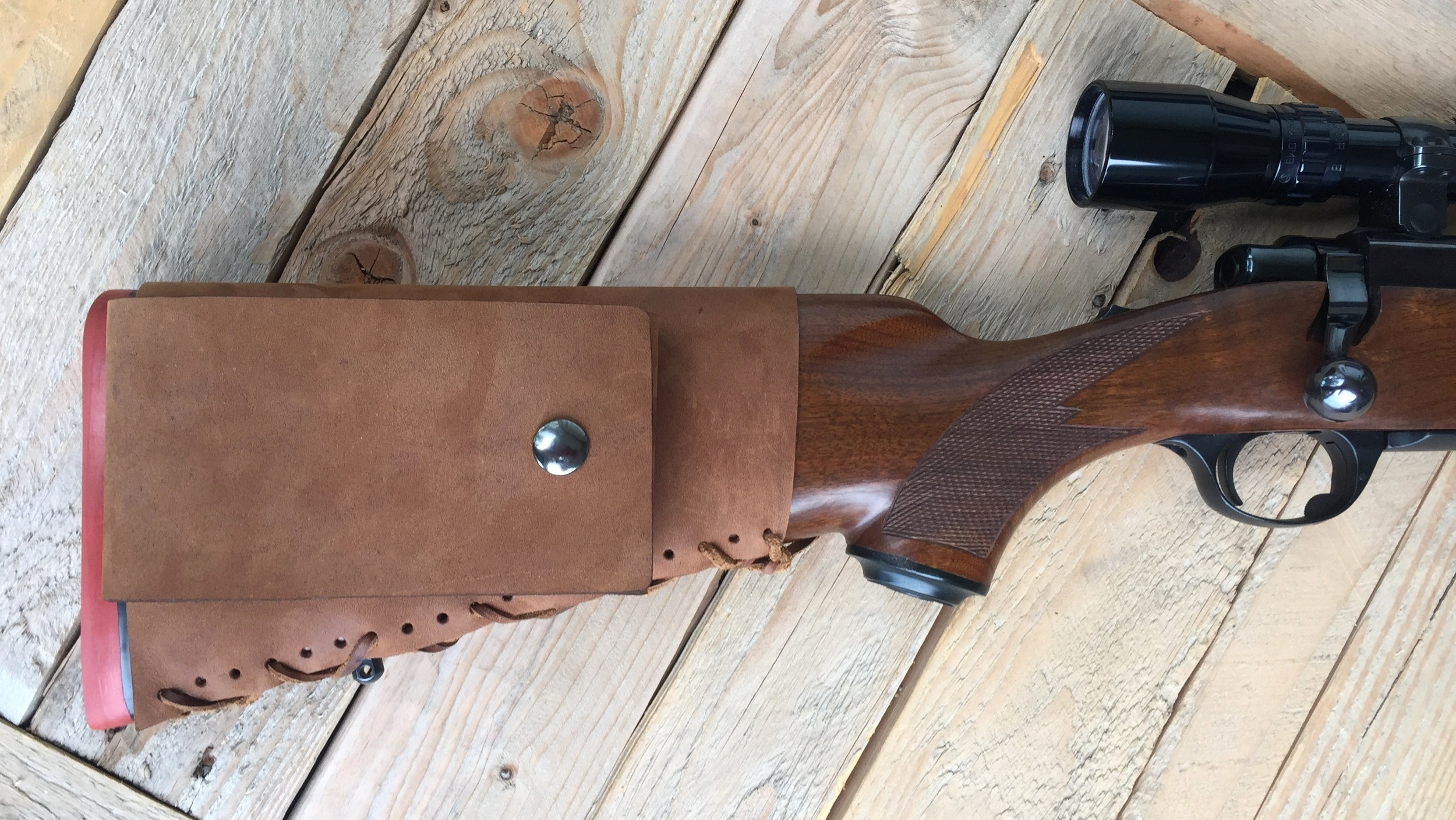 Circle M Brand - buttstock cuff with ammo cover.JPG