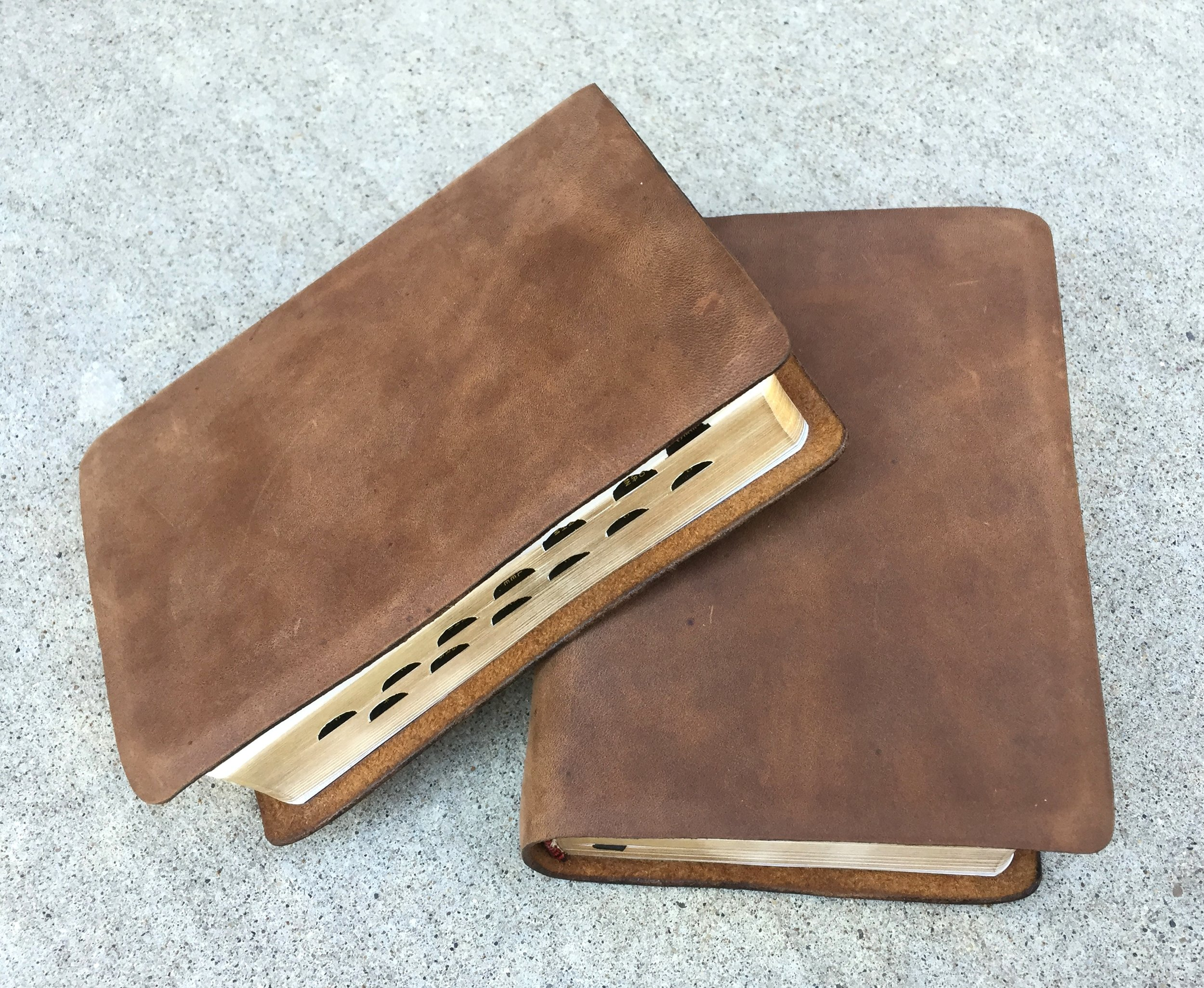 Circle M Brand - LDS compact Bible & Triple Scriptures traditional.JPG