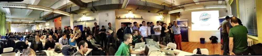 April 4-6, 2013: Inaugural FinTech Hackathon