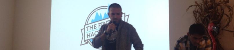 Nov 9-10, 2013: FinTech Hackathon