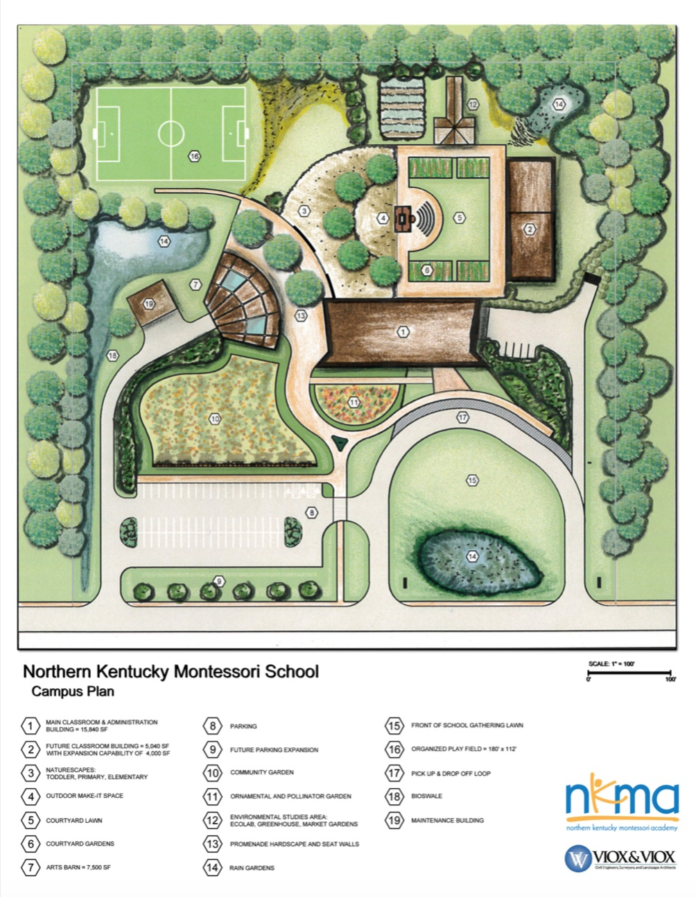 - NKMA Concept Campus Master Plan
