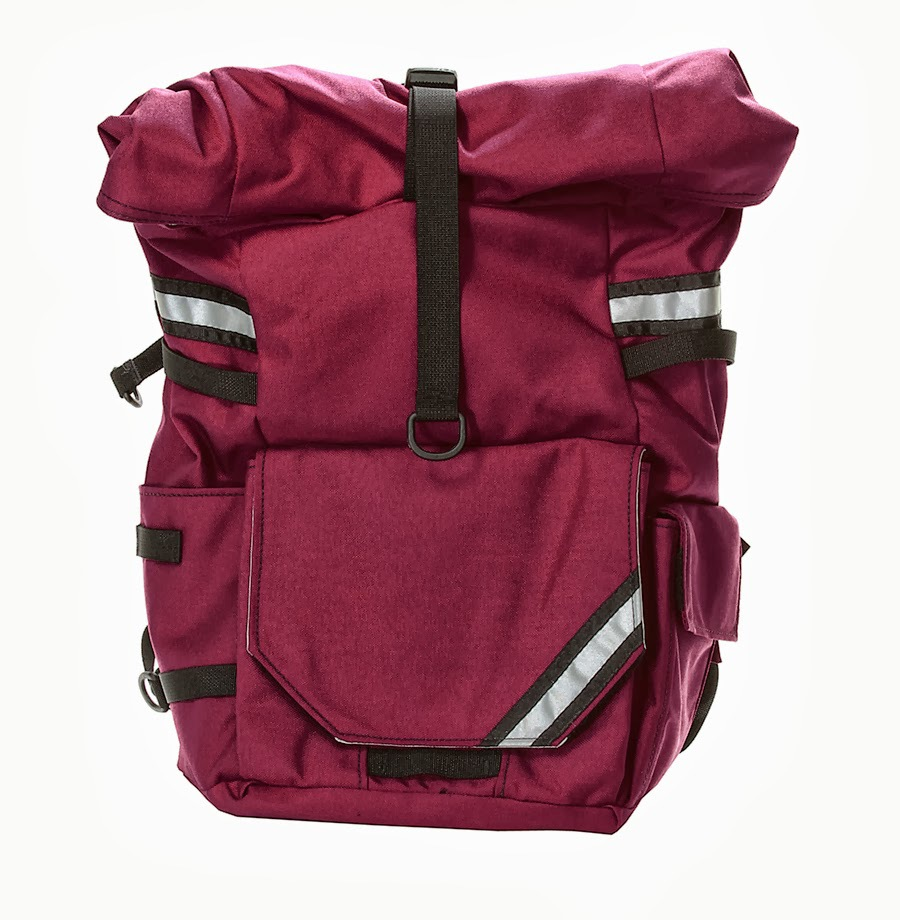 North St Convertible Backpack/Pannier