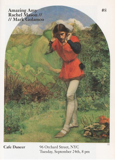 Image:  Ferdinand lured by Ariel  (1849) Oils, Sir John Everette Millais