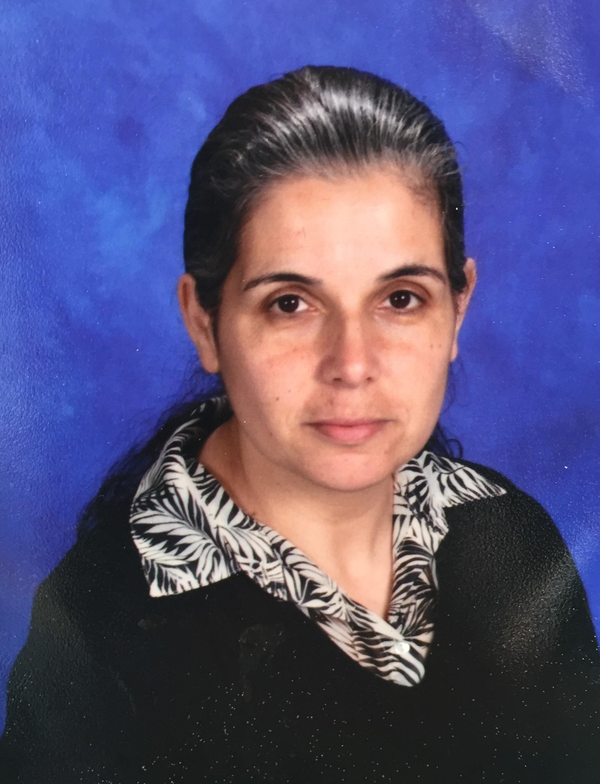 Sahar<br>joined 2007<br>Site Supervisor