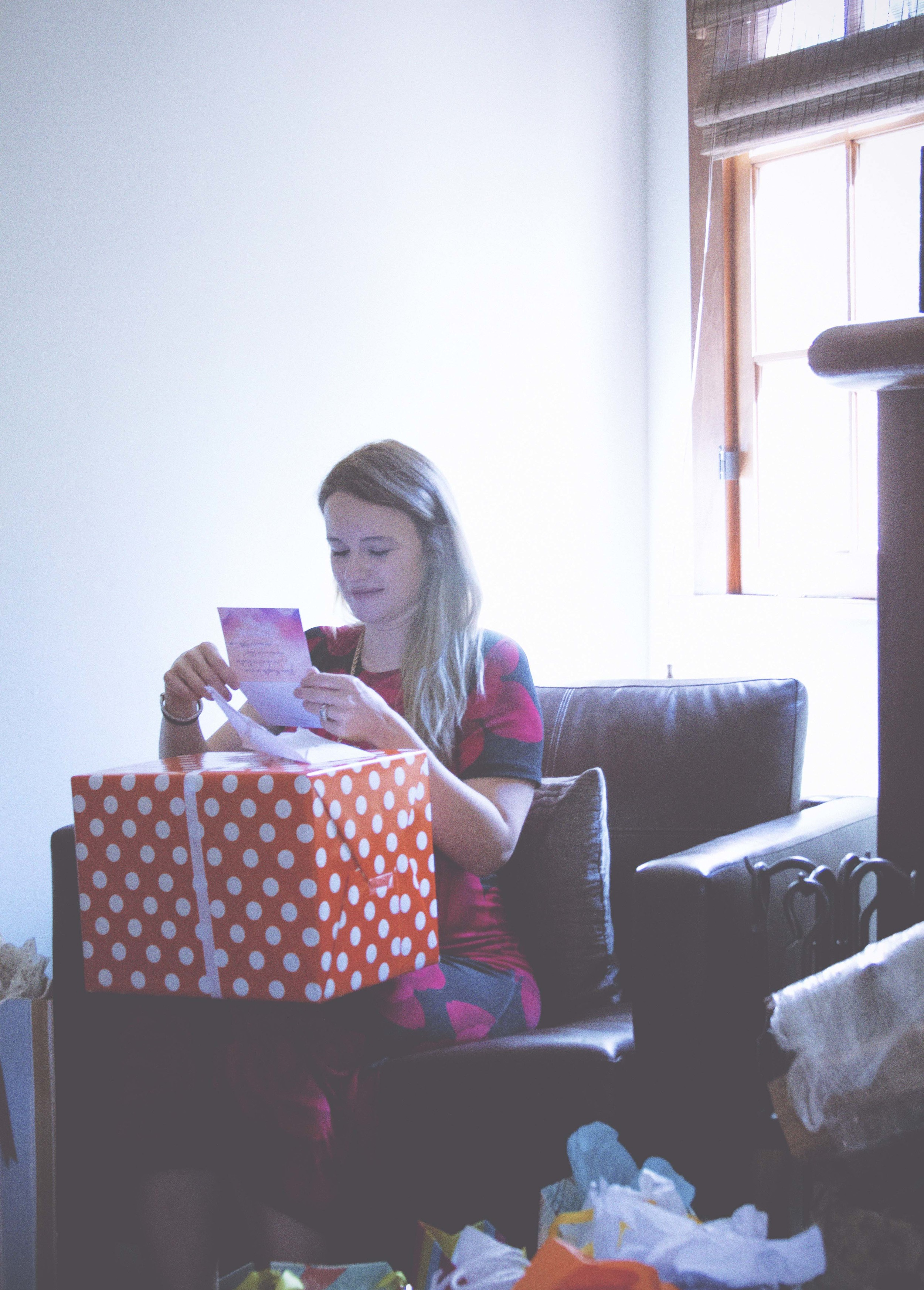 Caitlyn Opening Gifts.jpg