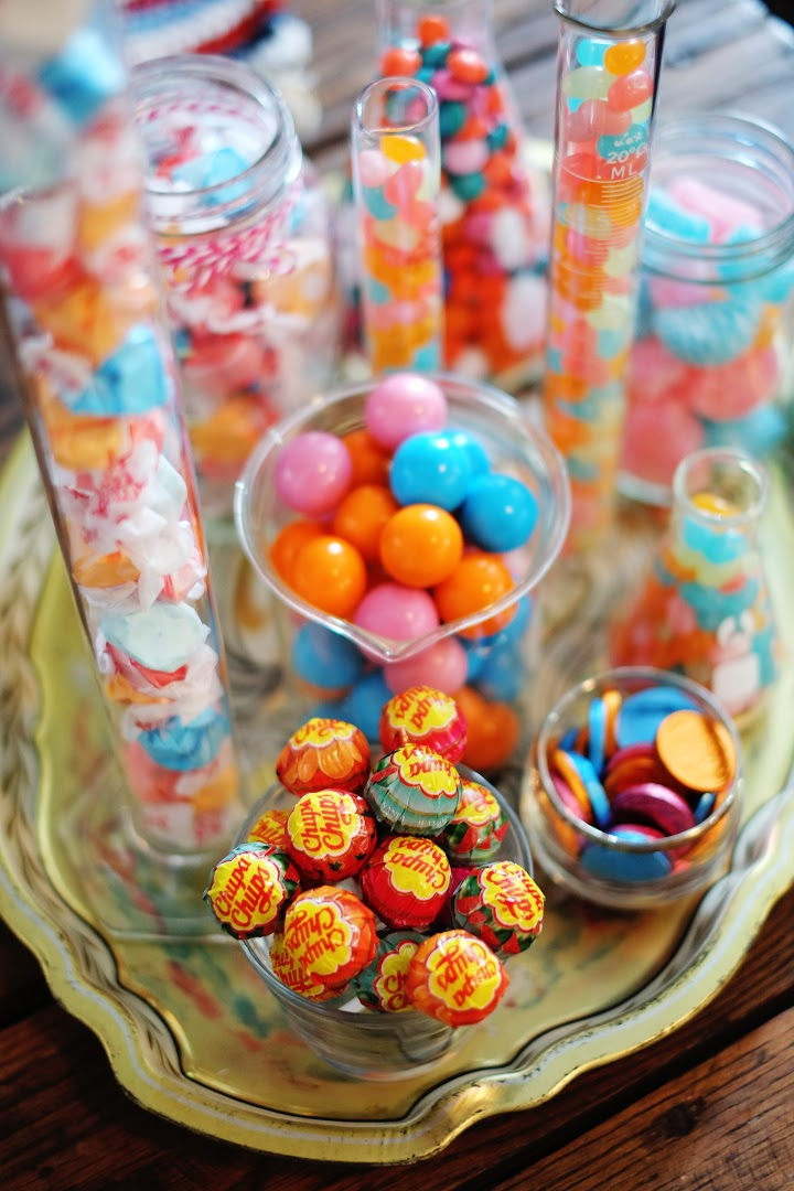 Bright-Baby-Shower-Sweets-Decor-Tassel-Garland
