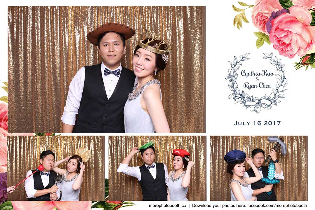 Photo Booth — Vancouver Wedding Photographer and