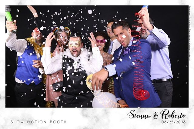 You've probably heard or seen the viral slowmo booth video or even played it at a wedding or event. But have you had any slowmo photos out of it?! Not only you get to enjoy the craziness in the slowmo booth, you get a print of that slowmo moment! . . . . #slowmo #slowmotion #slowmochallenge #slomo #slowmotion #freezethemoment #slowmobooth #ultrafun #firstinvancouver #slowmotionbooth #vancouverslowmotionbooth  #openairphotobooth #photobooth #yvrphotobooth #morobooths #morophotobooth #vancouverphotoboot #instantprint #customwedding #yvr #weddingentertainment #funforguests #weddingideas #weddingfavors