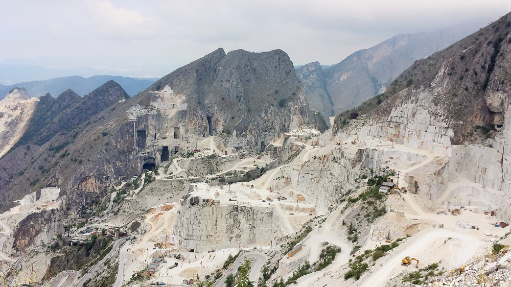 Carrara Marble Query