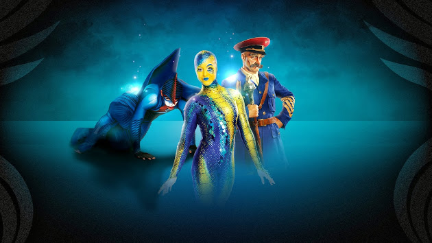 Cirque du Soleil Vegaster App
