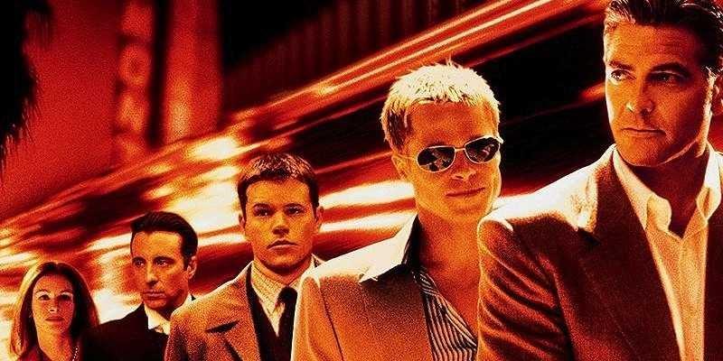 Clooney, Pitt, Damon, Garcia, Roberts, Affleck, Mac, heck, even Wayne Newton and Lenox Lewis!