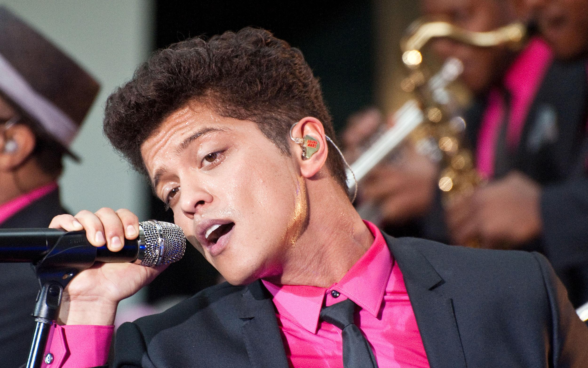 Mr. Bruno Mars